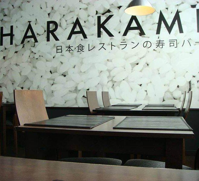 Fotomural para Restaurantes