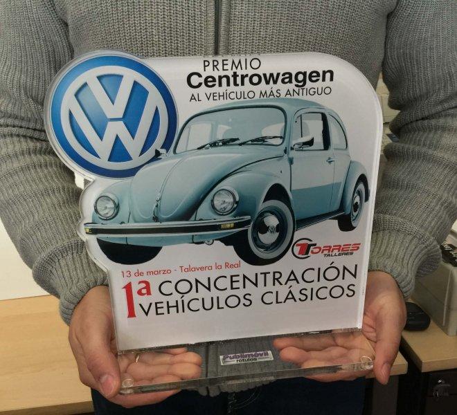 Trofeos para Corporaciones