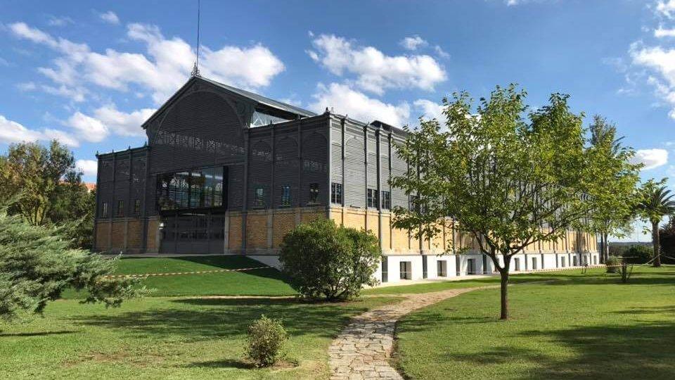 Edificio Metálico de la Universidad de Badajoz